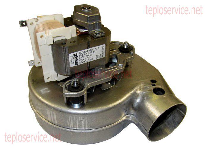 Замена теплообменника в газовом котле бакси