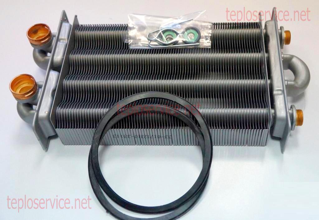 Теплообменники газ котлов берета купить теплообменник от настенного котла