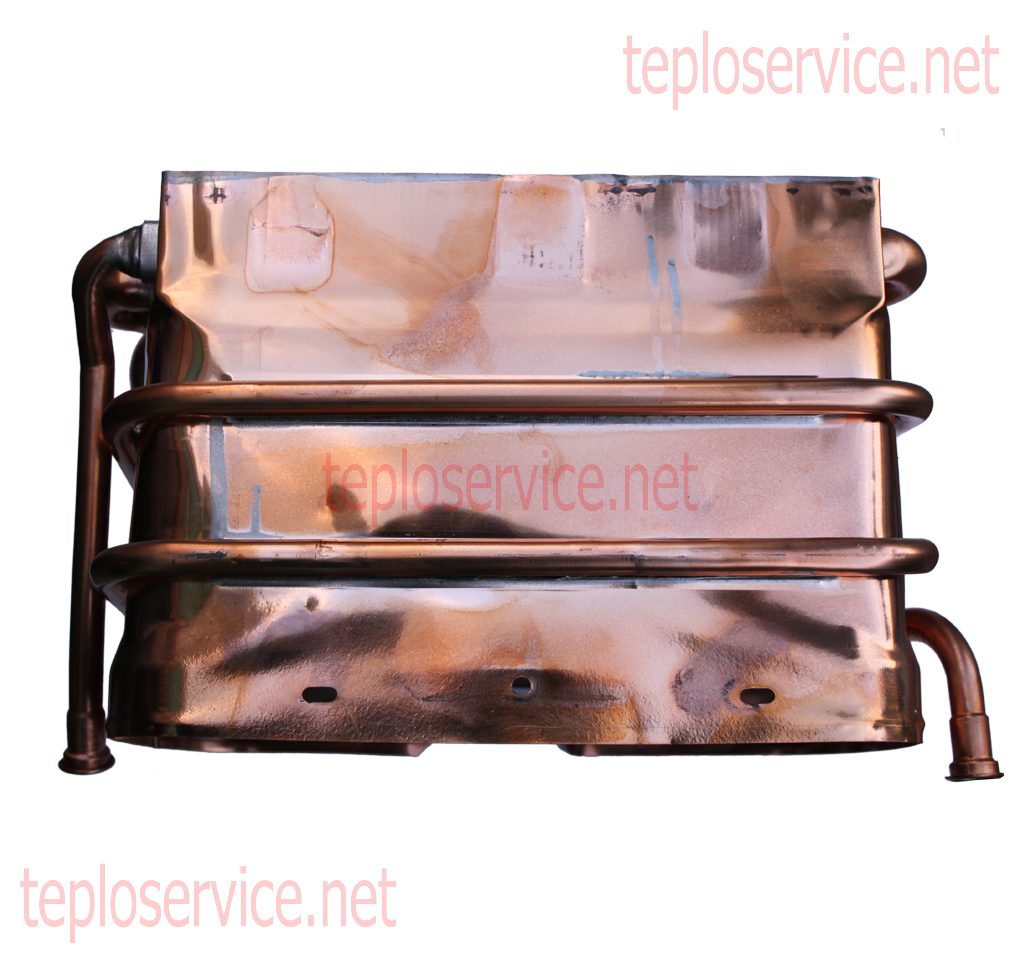 Запчасти теплообменник на газовую колонку аристон теплообменник 26 10