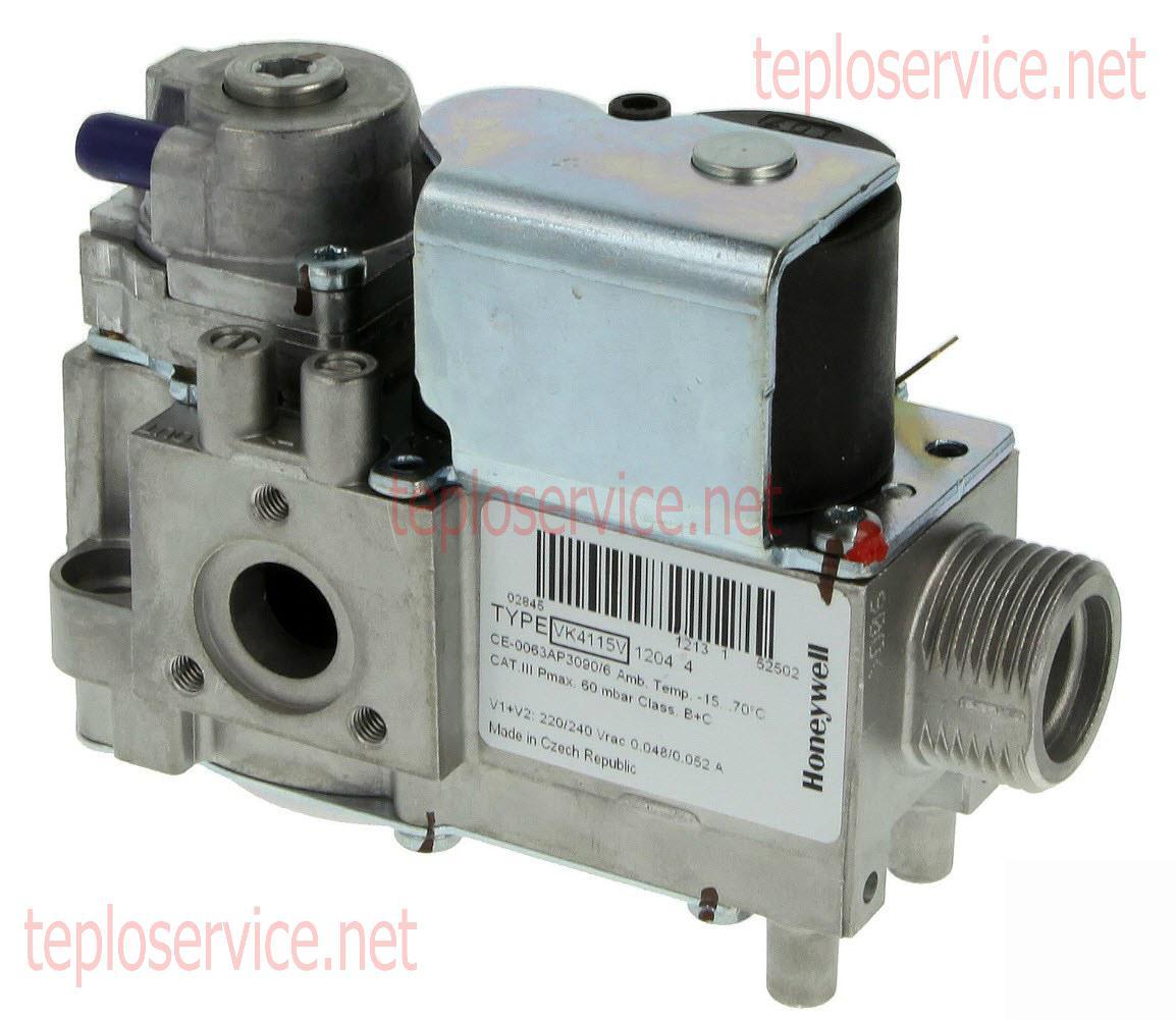 Клапан газовый 65000261