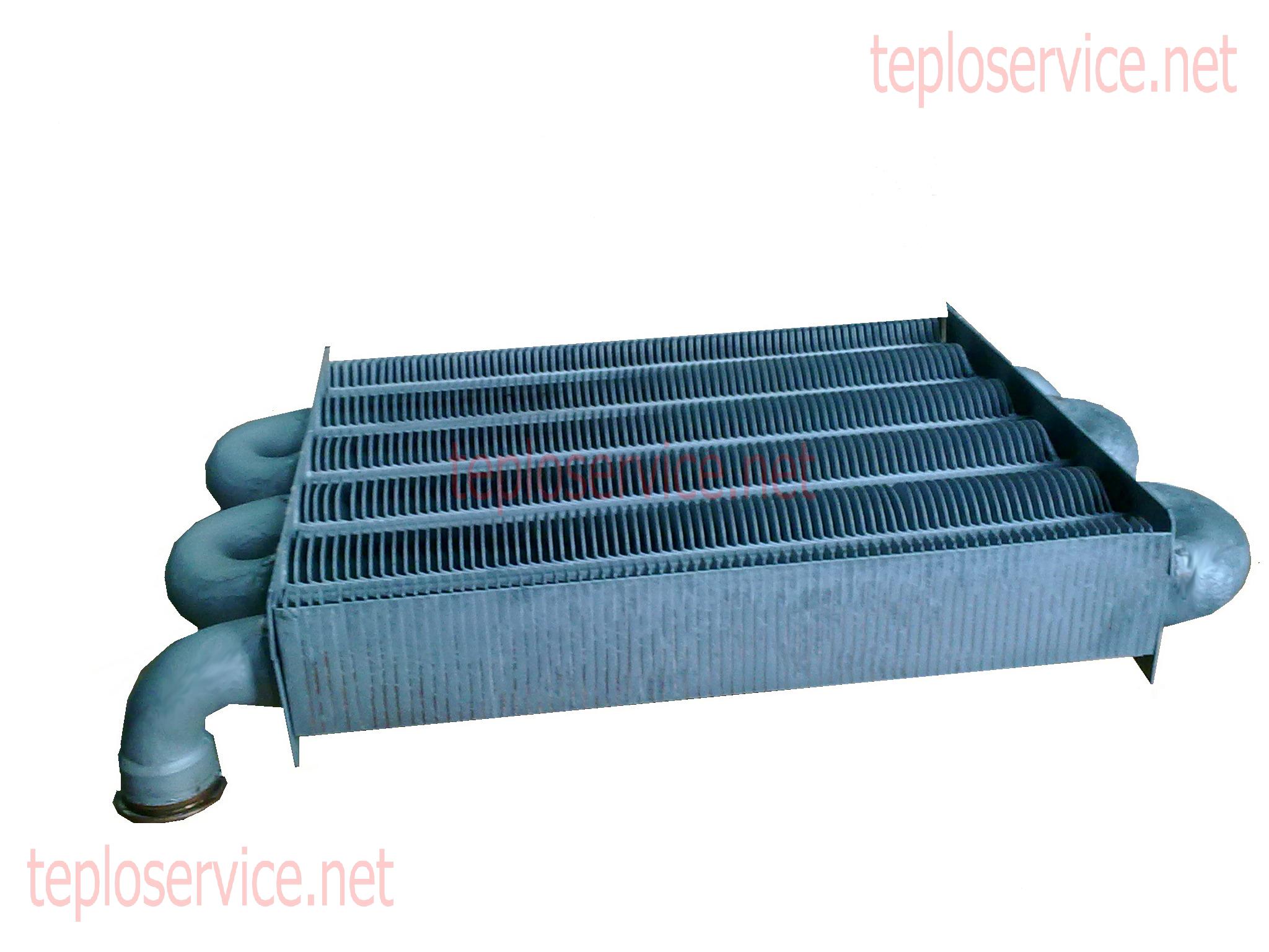 теплообменник охлаждения рабочей жидкости гидростанций