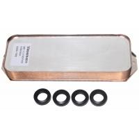 Как промыть первичный теплообменник витопенд 100 теплообменник для чери фора