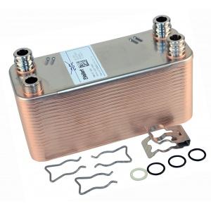 Что представляет вторичный теплообменник теплообменник для газовой колонки vaillant mag 110 zxc